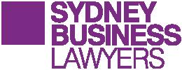 Sydney Business Lawyers